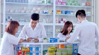Tuyển sinh đào tạo Nghiệp vụ kinh doanh cửa hàng dược