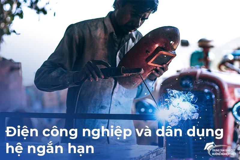 Tuyển sinh đào tạo ngành Điện công nghiệp và Dân dụng chứng chỉ ngắn hạn