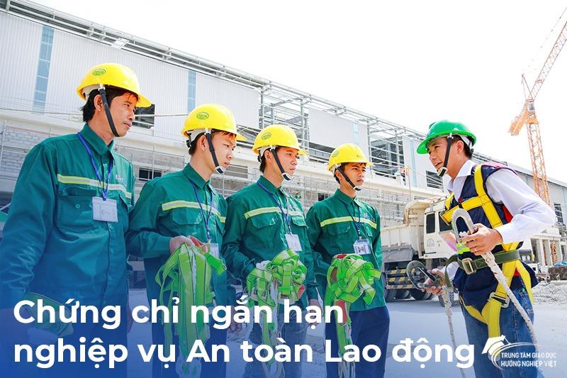 Tuyển sinh khóa học ngắn hạn nghiệp vụ An Toàn Lao Động