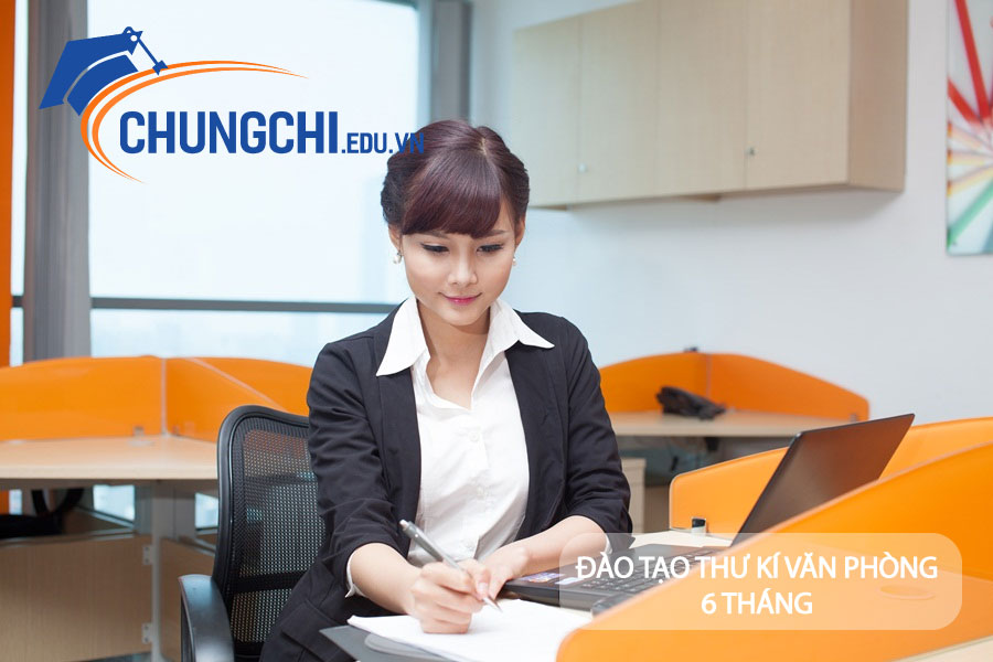 đào tạo ngành thư ký văn phòng tại trung tâm đào tạo chứng chỉ ngắn hạn cấp quốc gia