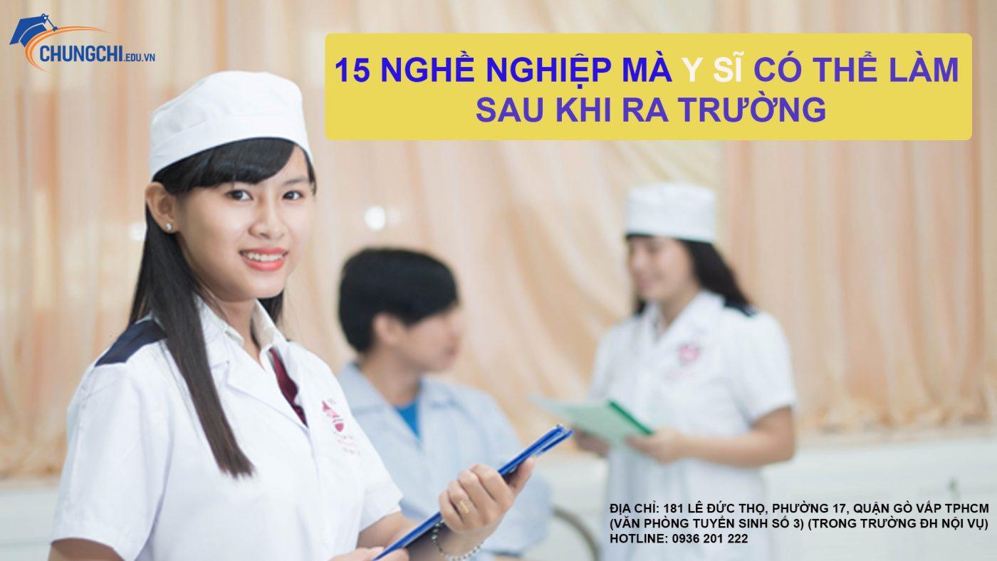 y tá và công việc