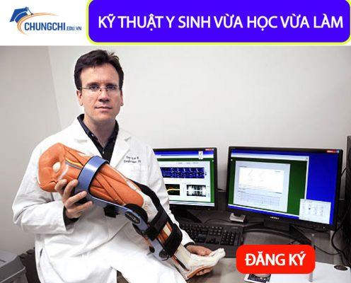 đào tạo Kỹ thuật y sinh vừa học vừa làm tại tp Hồ chí minh