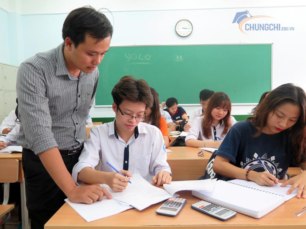 Chứng chỉ nghiệp vụ sư phạm dành cho giáo viên, giảng viên dạy cao đẳng - đại học
