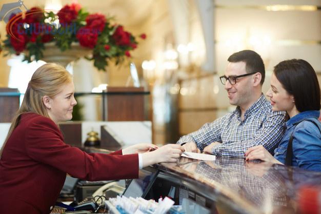 chứng chỉ sơ cấp nghiệp vụ lễ tân khách sạn