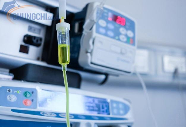 Danh mục các trang thiết bị đào tạo quản lý thiết bị y tế