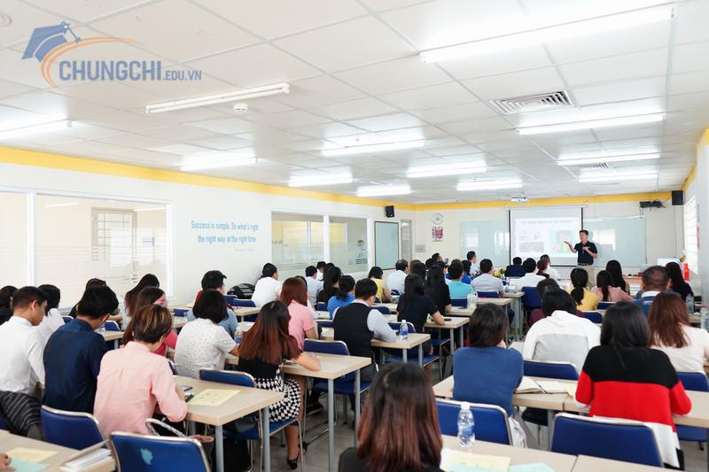 lớp học sơ cấp văn thư lưu trữ tại Tphcm