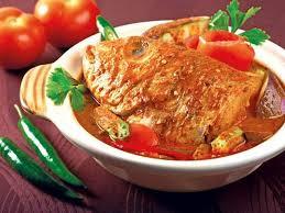 Cà ri đầu cá singapore