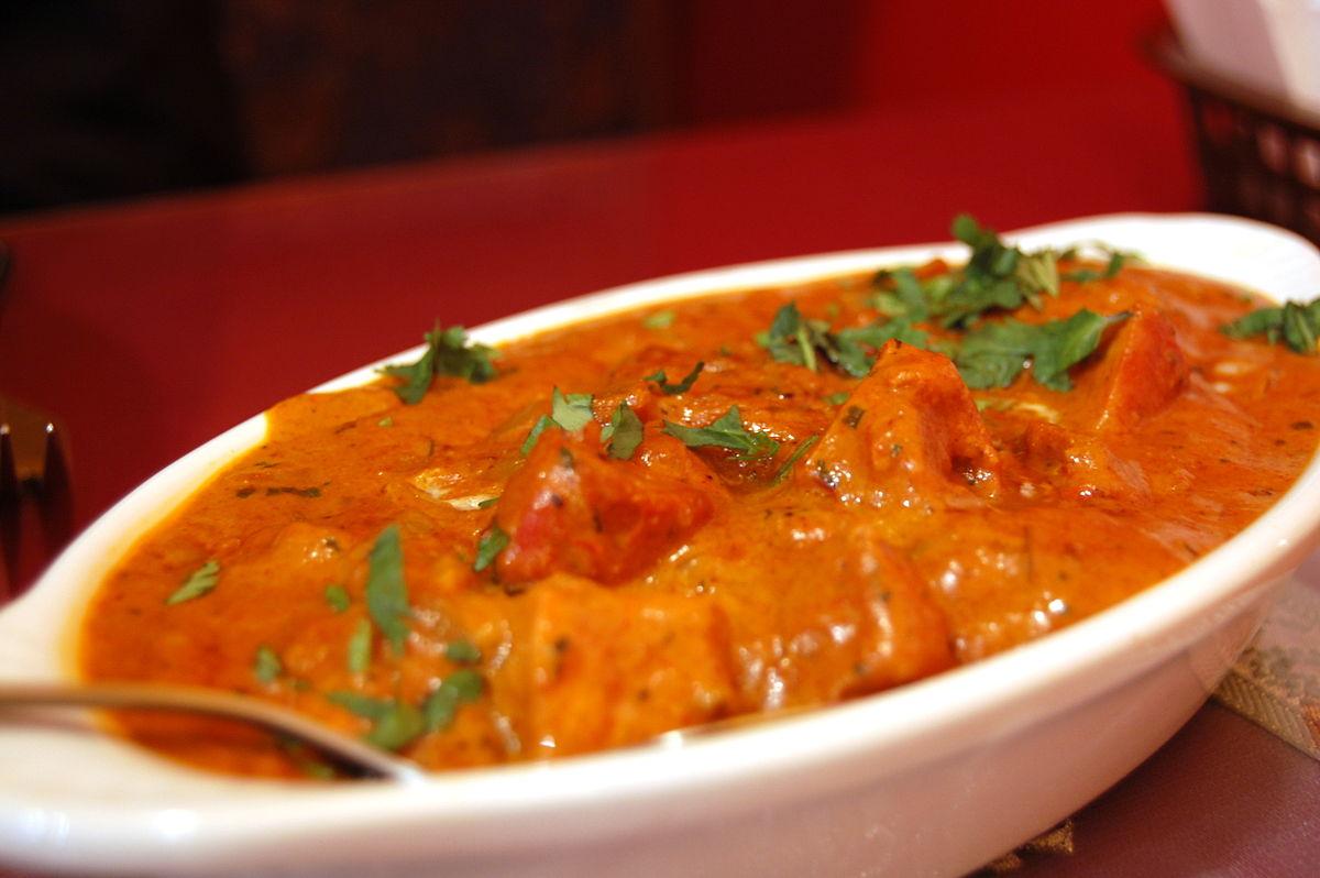 Gà Makhani (Bơ gà) - Ấn độ