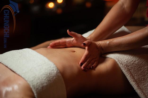 kỹ thuật Massage xoa bóp huyệt 1